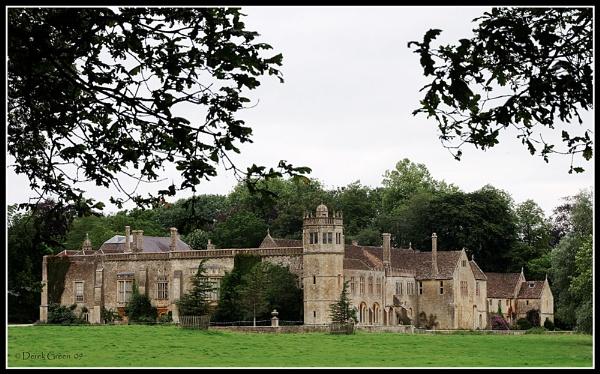 Lacock Abbey by OMG