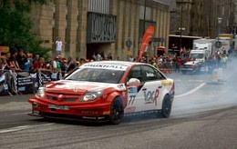 BRITISH TOURING CARS by marky228
