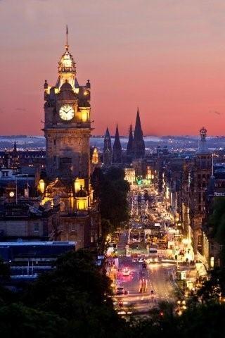 Edinburgh by TomHarper