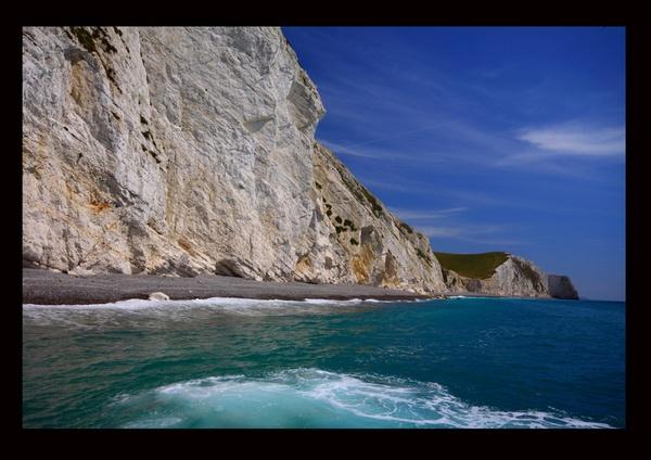 Jurassic coast by acididko