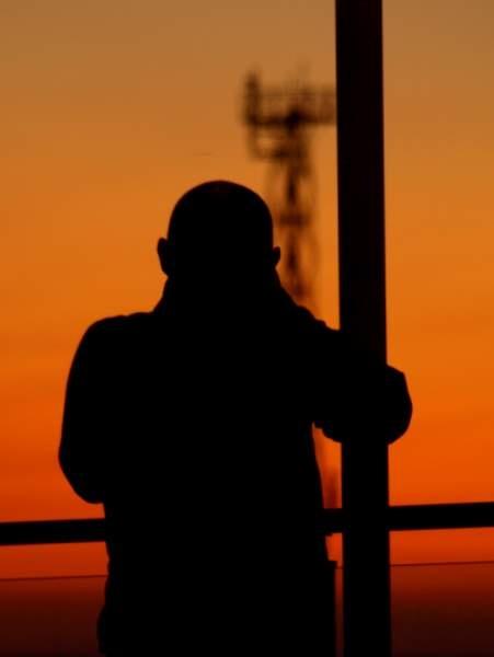 twilight photography by Ginamagnolia