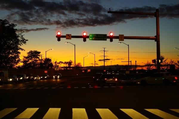 Twilight redlight by msmphoto