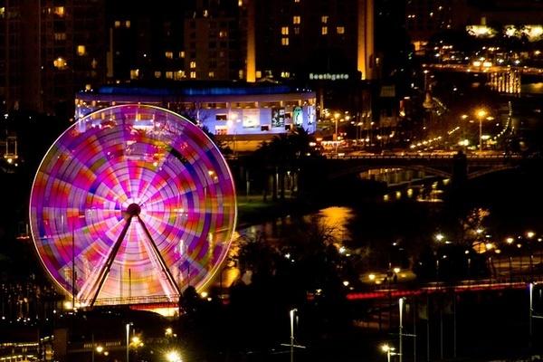 Ferris Wheel by Regbaron