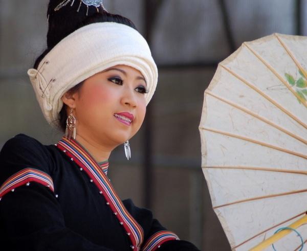 Thai Dancer by doolittle