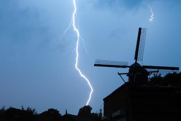 thunder mill by burd