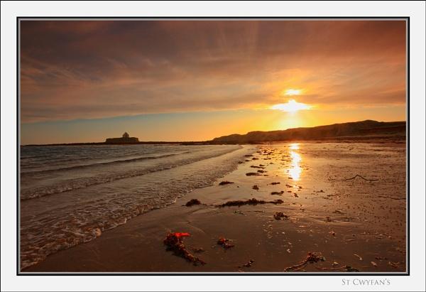 St. Cwyfan\'s... by Scottishlandscapes