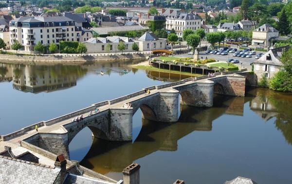Terrasson Bridge 2 by QuentinS