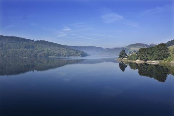 Lake Reflection by Stonemushroom