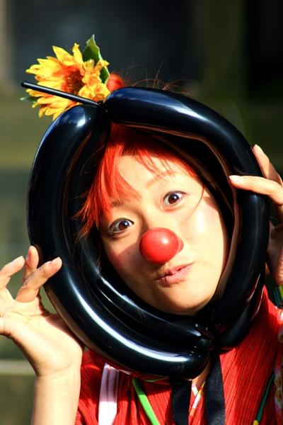 Festival Clown by happysnappa