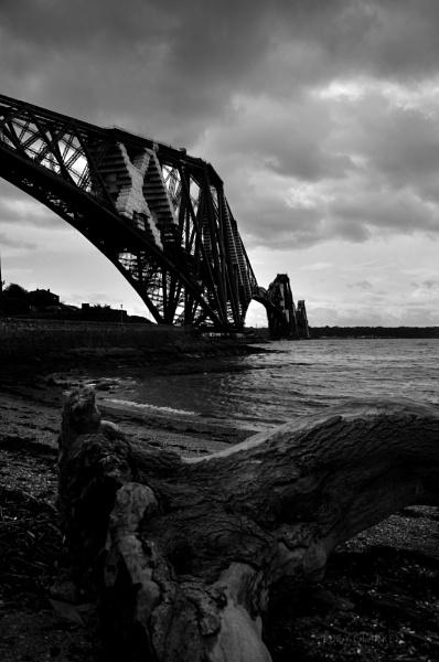 Forth Rail Bridge by LucyJClarke