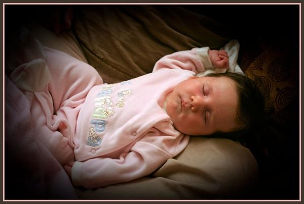 Sleep of the innocent by Nettles