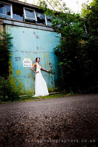 Funky Bride by Mrs_MacG