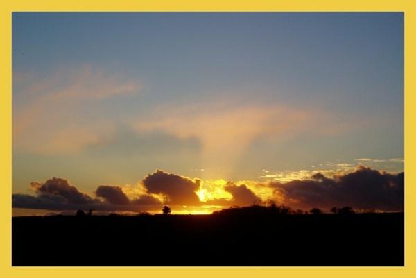 Sun Arise! by BarrySaich