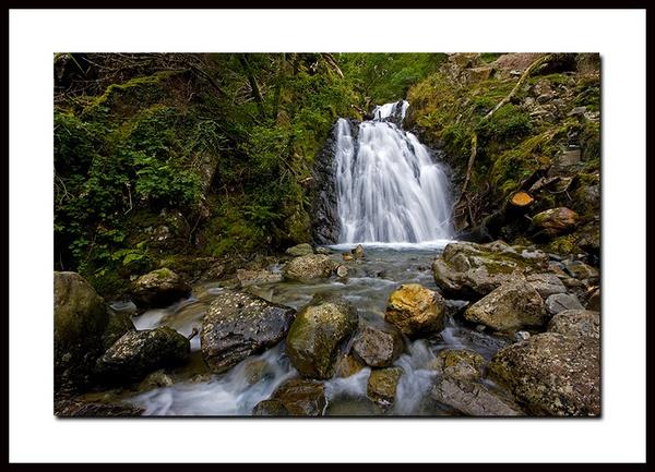Cader Idris Waterfall by urdygurdy