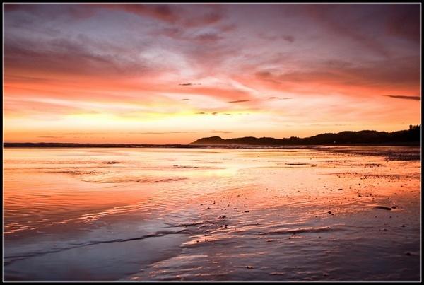 Nicaraguan Sunset by deja008