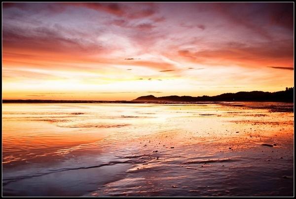 Nicaraguan Sunset edit by deja008