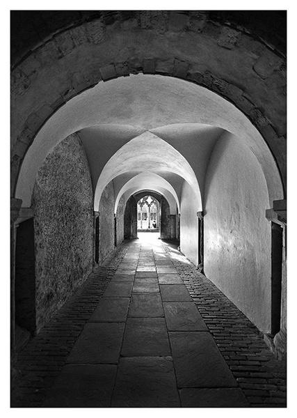 corridor by mah01