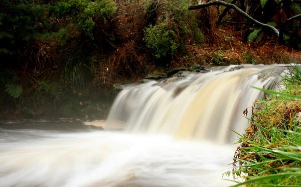 Kerosene Creek Heated Springs New Zealand by x_posure
