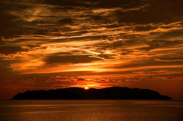 Sunset by fazzer