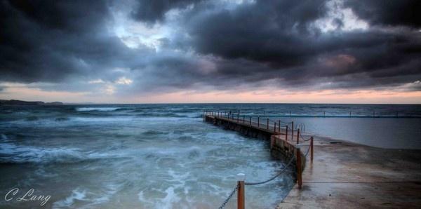 Coastline by lumenessence