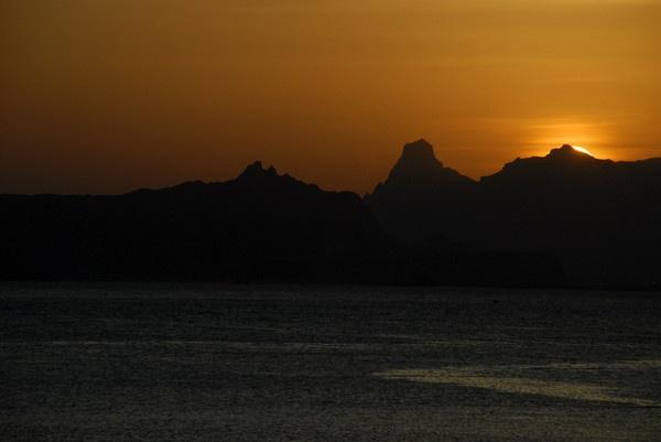 Sunset in Yemen by JMB