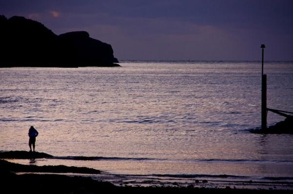 Combe Martin Silhouette by DarrenSmith