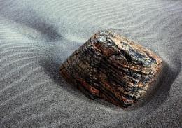 Granite on the beach