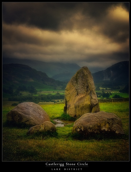 CASTLERIGG STONE CIRCLE_4 by ovi