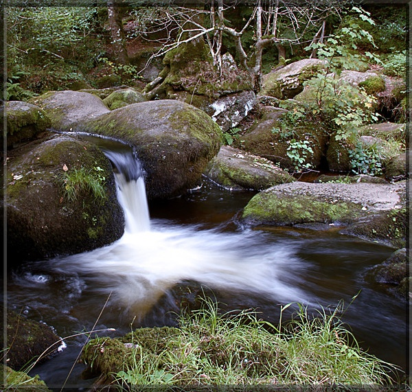 Becky Falls by simont