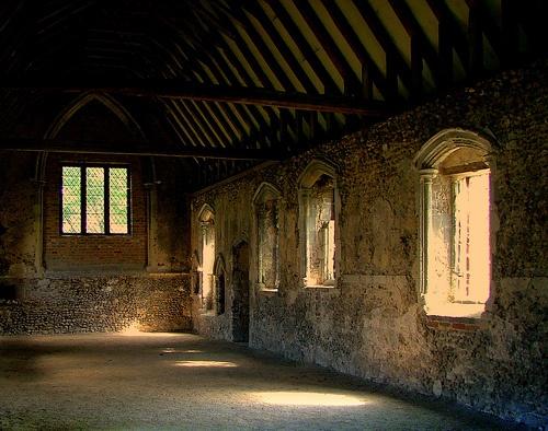 Duxford Chapel by sybilla