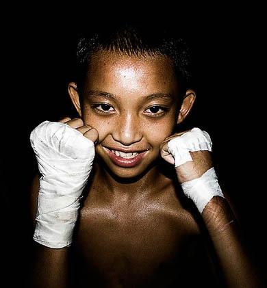 Muai Thai Kids by Allex2501