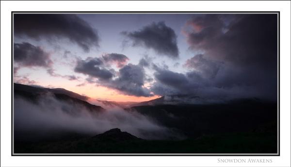 Snowdon Awakens... by Scottishlandscapes