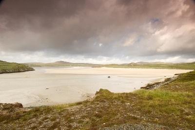 Hebridean Beach by Scotty