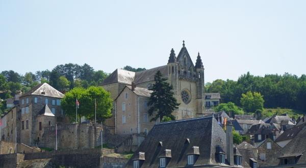 Terrasson church by QuentinS