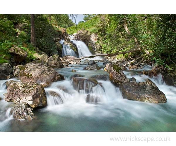 Ritsons Force, Lake District by Nickscape