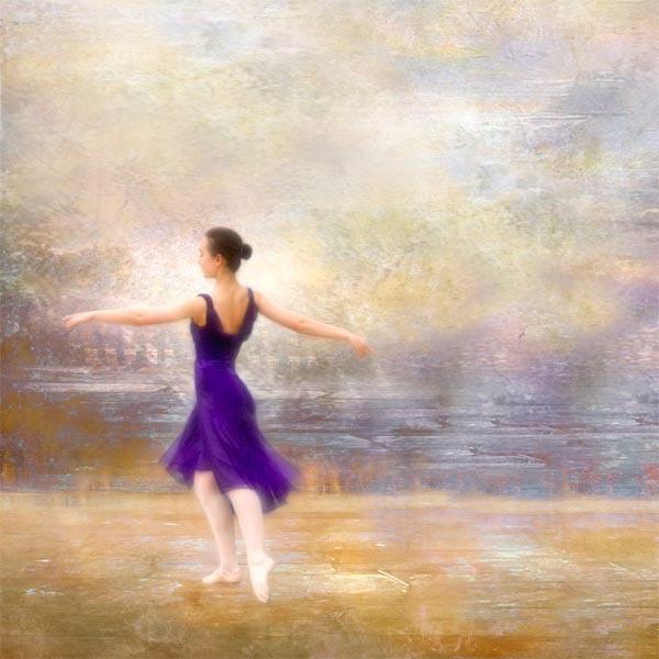 the ballerina by StevenLePrevost