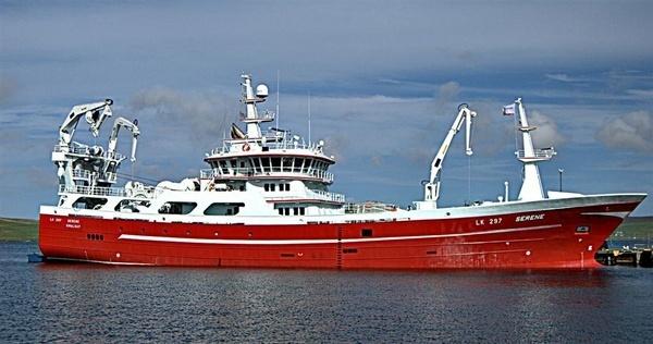 21st Century Fishing Vessel by gazb159