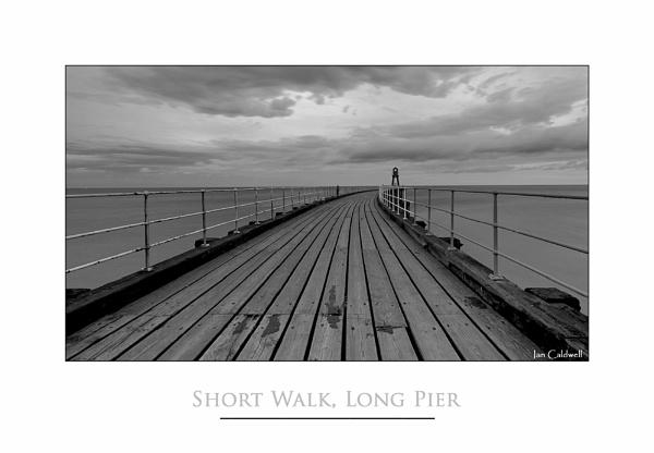 Short Walk, Long Pier by IanCaldwell