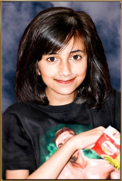 Smiling girl by Jat_Riski