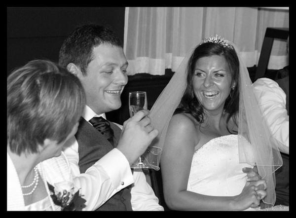 Wedding Smiles by DJLeroy