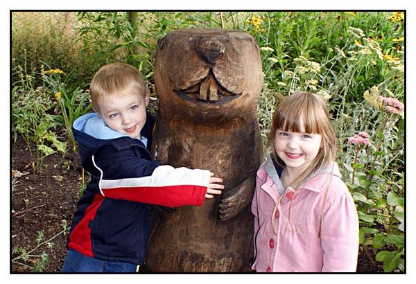 Beaver Smiles by DJLeroy