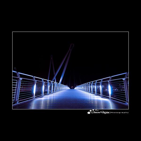 Newport City Bridge by JasF