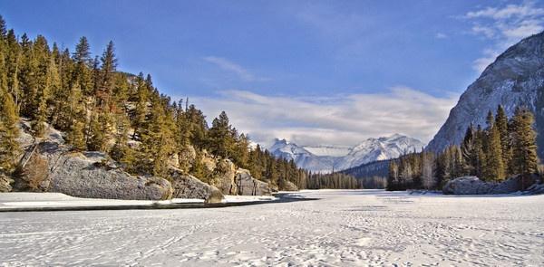 Rocky Mountain Vista by ASM9633