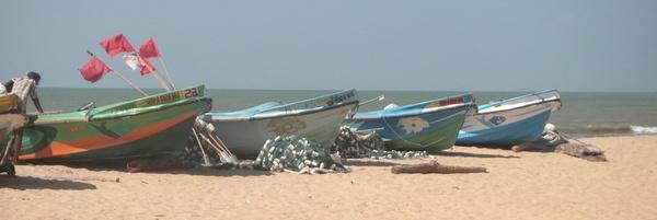 Fishing boats of Sr Lanka by Shootme