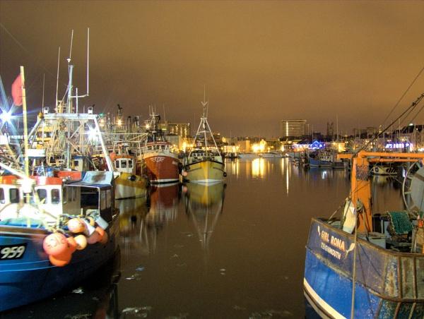 lockyers Quay Plymouth by Davlaw