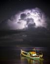 Thunderstorm - Koh Phangan