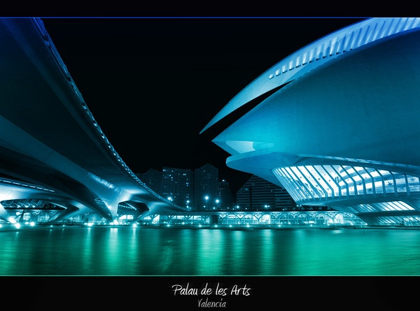 Valencia by answersonapostcard
