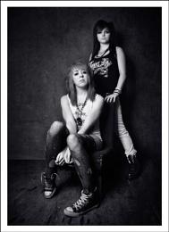 Paula & Leah