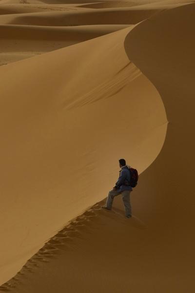 Dune Walker by Thanatos