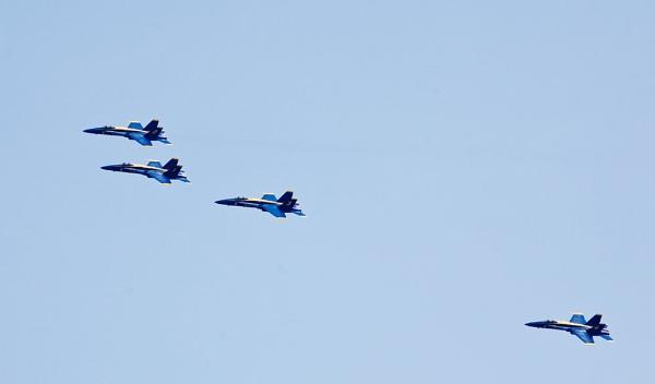 Toronto Airshow by themoabird